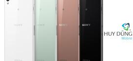 Điện thoại chụp ảnh siêu cấp – Sony Xperia Z