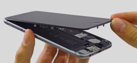 màn hình hiển thị iphone 6,6 plus chính hãng sở hữu các điểm nhận biết nào