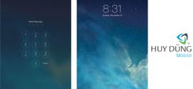 Tư vấn dịch vụ mở khóa icloud ipad