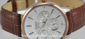 Bán đồng hồ đeo tay Casio nam BEM-302L-7AVDF cao cấp chính hãng tại Gia Bảo