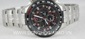Shop chuyên bán đồng hồ đeo tay Casio EF-554D-1A cao cấp chính hãng