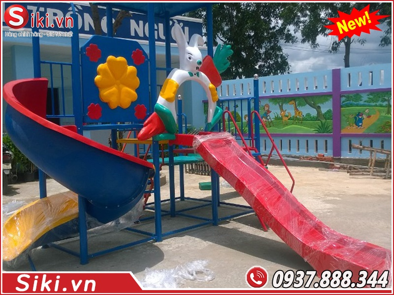 Công ty bán đồ chơi cầu trượt liên hoàn giá rẻ tại Sài Gòn