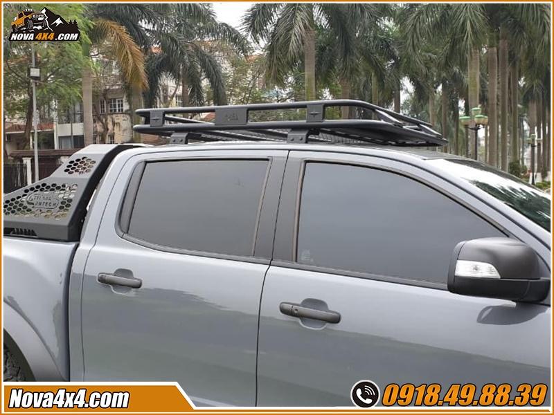Tìm mua baga mui cho xe bán tải Triton Ford Ranger Colorado BT50 Navara Dmax Hilux ở địa chỉ nào