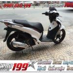 Cần cho ra đi Honda SH Việt Nam 125i 2014 trắng đăng ký Tân Phú giá thanh lý