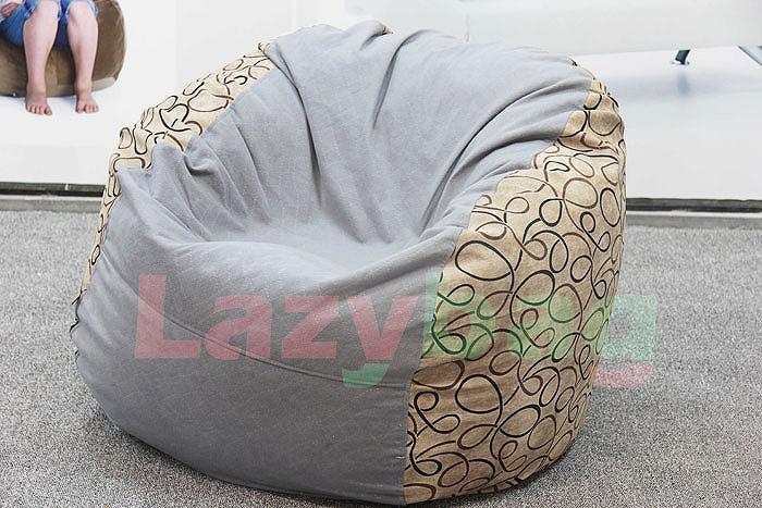 ghe luoi hinh ovan 1 3 Giới thiệu dòng sản phẩm đa công dụng Ghế Lười