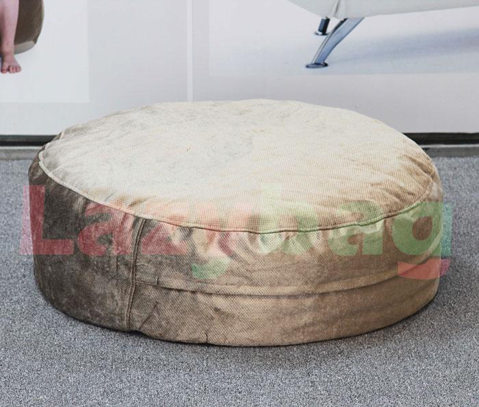 ghe luoi hinh tron nho 1 6 Giới thiệu dòng sản phẩm đa công dụng Ghế Lười
