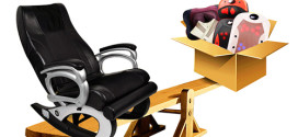 Điểm nổi trội ghế massage toàn thân I-668DF cực đã giá thấp nhất