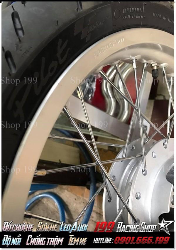 Ở thành phố Hồ Chí Minh, Cửa hàng 199 chuyên mua bán lốp Michelin GP cho xe với giá hợp lý.