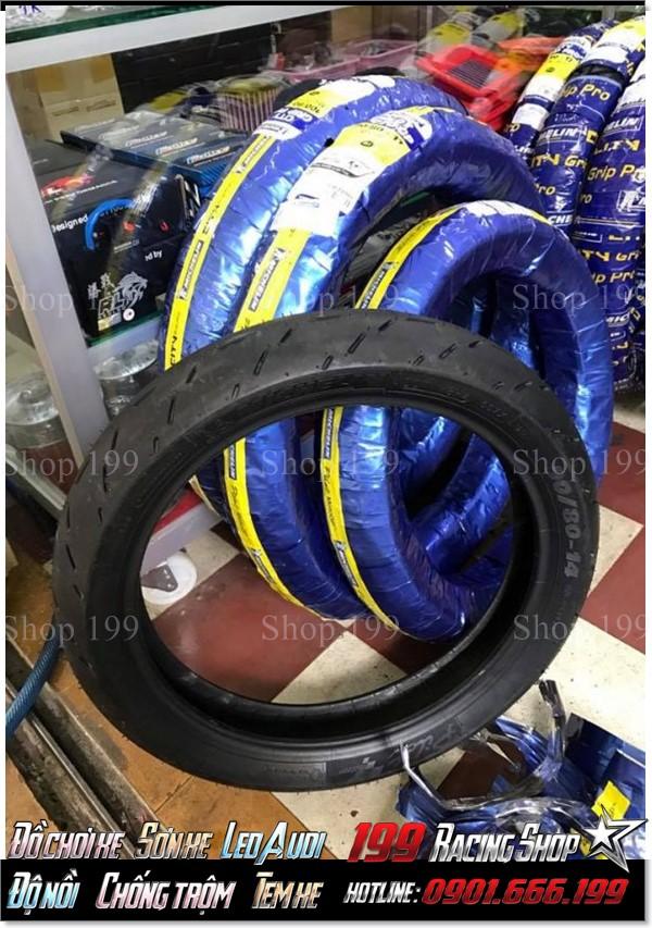 Ở Tp_HCM, Cửa hàng 199 chuyên bán lốp Michelin GP cho xe với giá hạt dẻ.