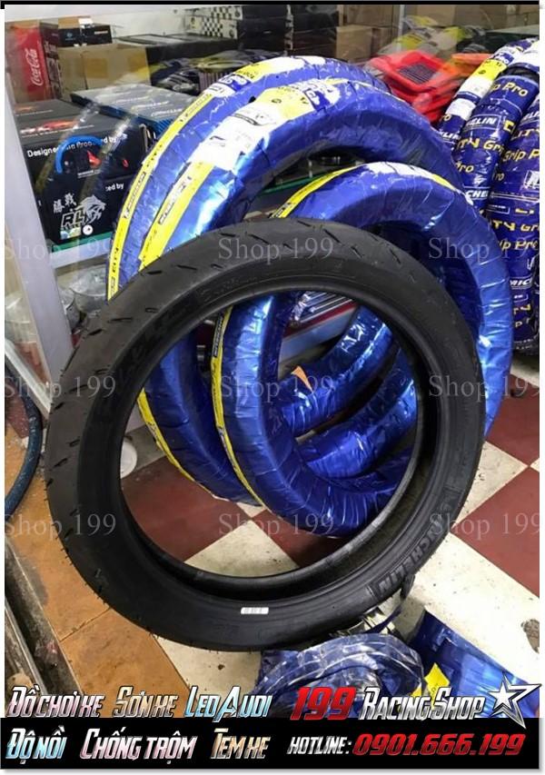 Shop 199 kinh doanh lốp Michelin GP chính hãng giá hữu nghị cho hầu hết dòng xe không ruột ở HCM.