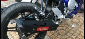 Danh sách các mẫu pô độ đình đám dành cho xe Yamaha FZ150i