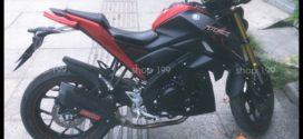 Hình ảnh: Honda TFX 150 độ pô R9 đẳng cấp