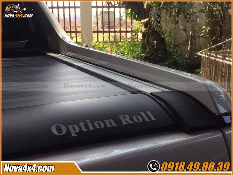 Địa chỉ bán nắp thùng cuộn Option Roll Xe bán tải giá tốt tại Hồ Chí Minh