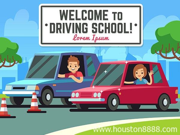 Những vấn đề thường gặp phải khi thi bằng lái xe tại Mỹ