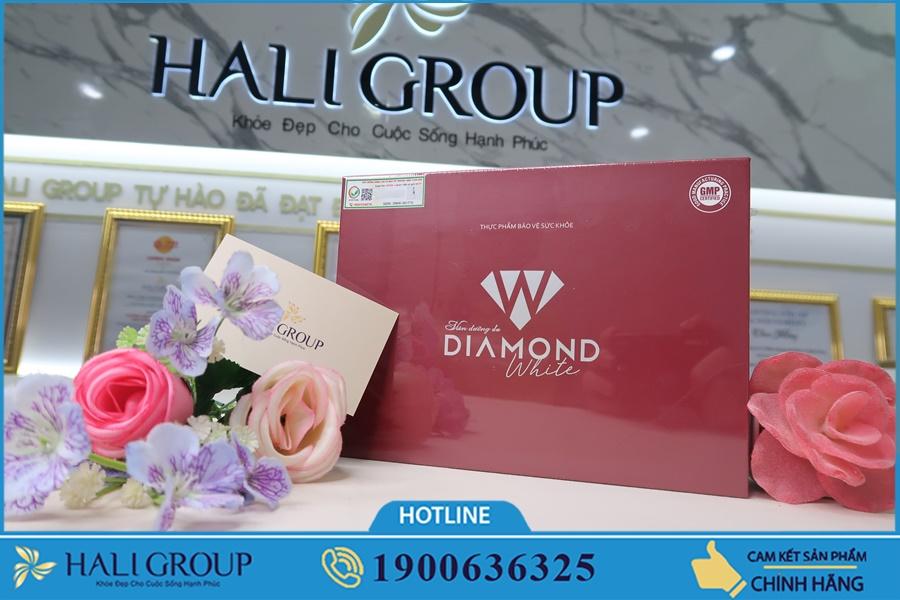 Q&A: Câu hỏi thường gặp khi dùng sản phẩm viên dưỡng da Diamond White GHB
